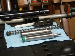 air rifle cleaning